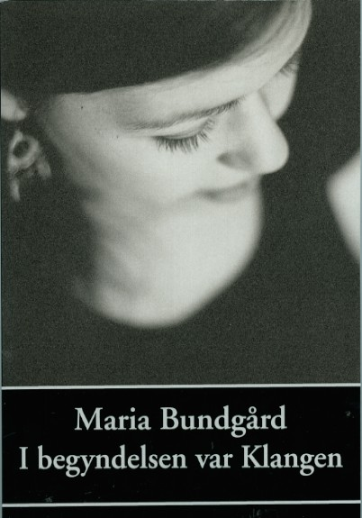 Maria Bundgårds nye bog med indlagt CD