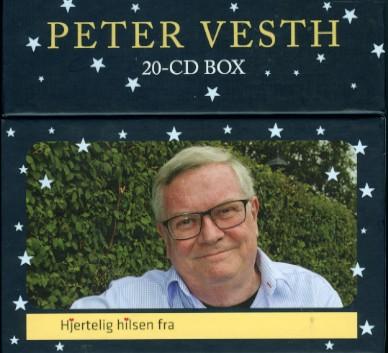 Peter Vesth – 20 CD box inkl. Veras Vinterven | CD Klassisk