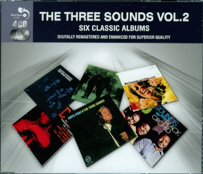 Three Sounds, The - Downtown / Mohair Sam