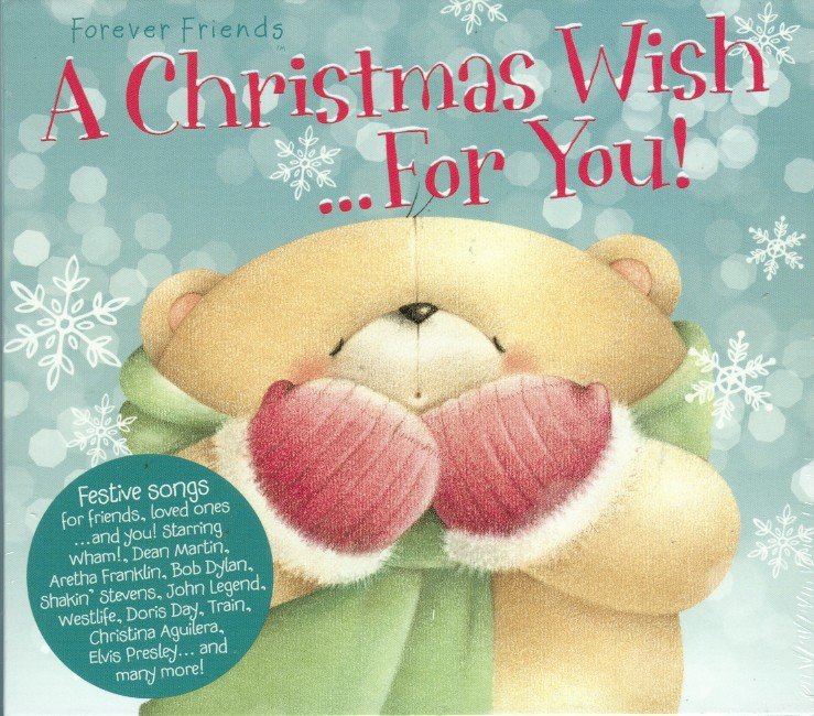 CHRISTMAS WISH CD