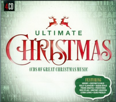 Ultimate Christmas – 4 CDs of great Christmas Music